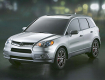 2008 Acura (AWD) RDX, I4-2.3L ( НОВЫЙ )