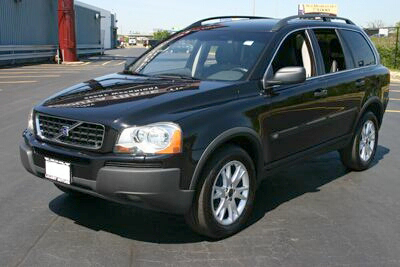 2003 Volvo (AWD) XC90, 2.5LTurbo или T6 2.9L