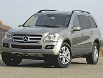2008 Mercedes-Benz (AWD) GL-450, V8-4.6L ( НОВЫЙ )