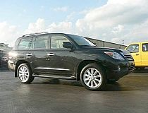 2008 Lexus LX 570, V8-5.7L ( НОВЫЙ )