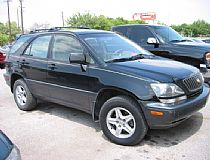 2000 Lexus (AWD) RX 300, V6-3.0L