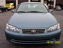 2001 Toyota Camry LE, I4-2.2L