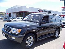 2003 Toyota (4WD) LAND Cruiser, V8-4.7L
