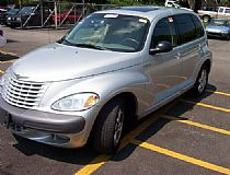 2001 Chrysler PT Cruiser, I4-2.4L