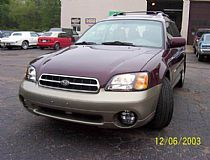 2001 Subaru (AWD) Outback LL BEAN, H6-3.0L