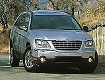 2006 Chrysler (AWD) PACIFICA, Limited V6-3.5L