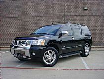 2004 Nissan (4WD) ARMADA, V8-5.6L
