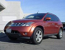 2003 Nissan (AWD) MURANO, V6-3.5L