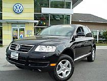 2004 Volkswagen(AWD)TOUAREG, V6-3.2L / V8-4.2L /V10TDI-4.9L