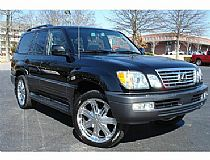 2006 Lexus (4WD) LX 470, V8-4.7L