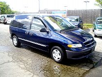 2000 Dodge CARAVAN, I4-2.4L