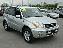2003 Toyota (AWD) RAV 4 L, I4-2.0L