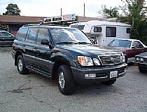 2001 Lexus (4WD) LX  470, V8-4.7L