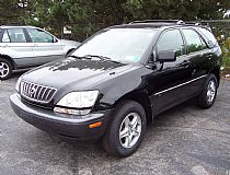 2003 Lexus (AWD) RX 300, V6-3.0L