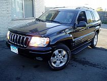 2001 Jeep (4WD) GRAND Cherokee LIMITED, V8-4.7L