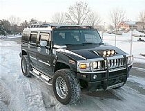 2003 01/2003. Hummer (4WD) H-2, V8-6.0L