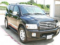 2006 Infiniti (4WD) QX56, V8-5.6L  ( НОВЫЙ )