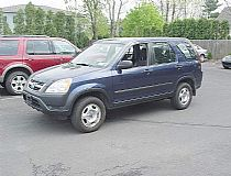 2002 Honda (AWD) CRV LX, I4-2.4L