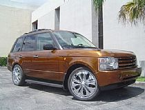 2003 Land Rover (4WD) Range Rover HSE, V8-4.4L