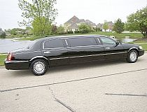 2002 Lincoln ( ЛИМУЗИН-70' ) Executive, V8-4.6L