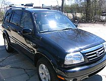 2003 Suzuki (4WD) GRAND Vitara XL7, V6-2.7L
