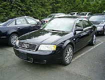 2003 Audi (AWD) A6 Quattro Sedan, V6-2.7L Turbo