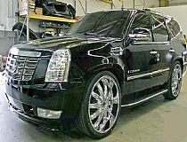 2008 Cadillac (AWD) ESCALADE, V8-6.2L ( НОВЫЙ )