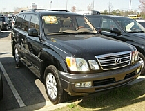 2003 Lexus (4WD) LX 470, V8-4.7L